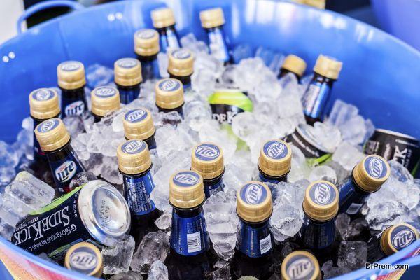 Big Tub of Beer