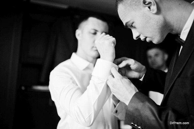 responsibilities of the groomsmen