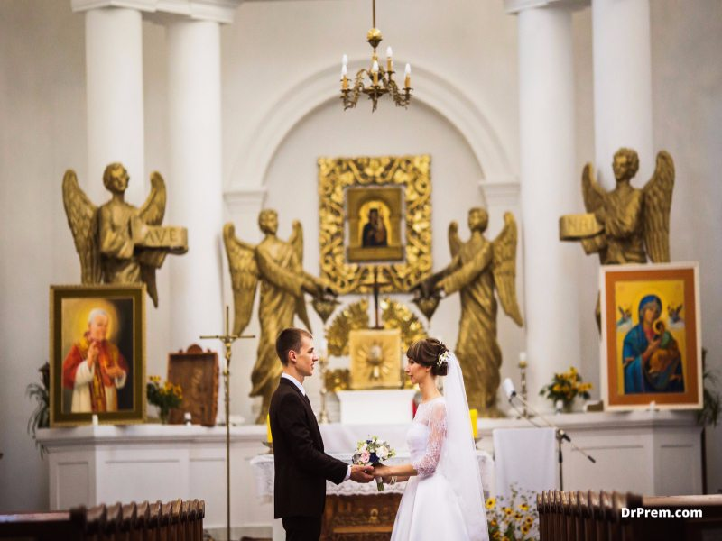 5 simple eco-friendly wedding reception ideas