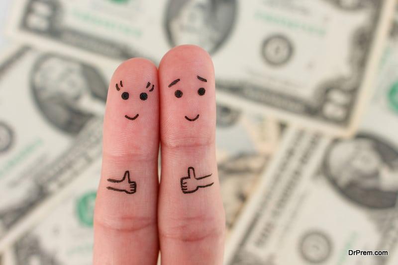 plan a charitable wedding