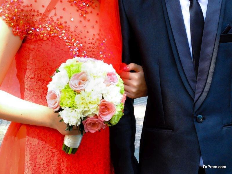 Save your wedding dress.
