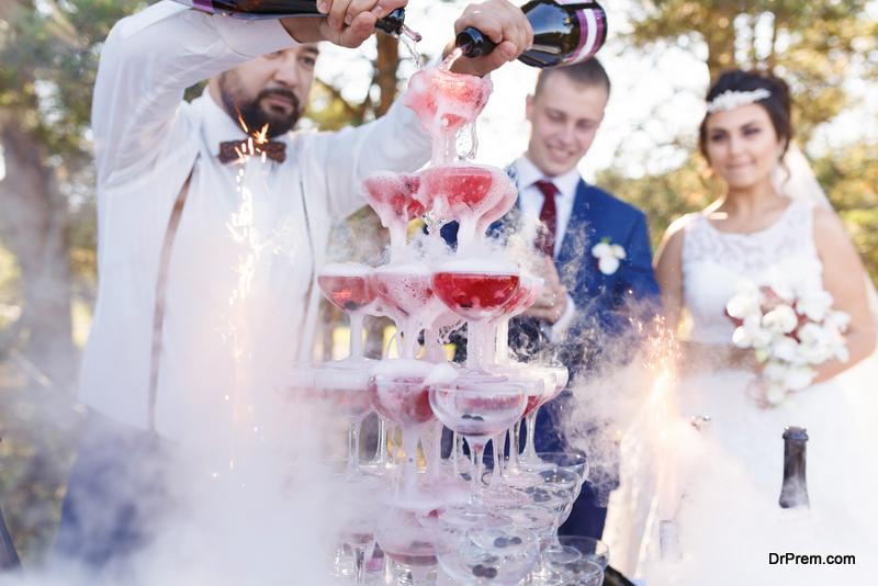 Wedding Video Shot