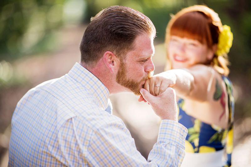 Engagement Portrait