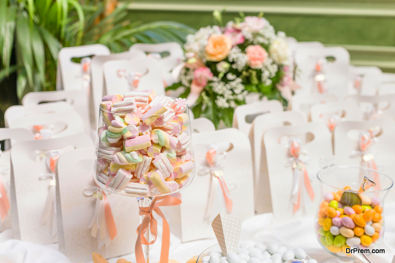 Choose your wedding favors wisely