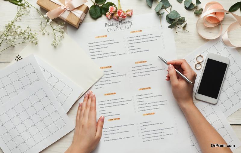 Planning Your Wedding