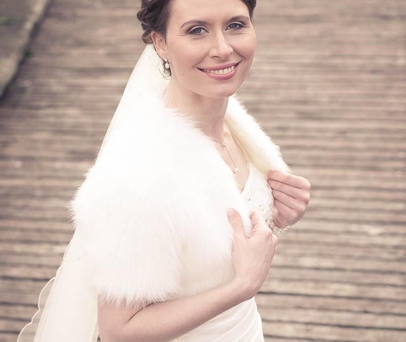 Makeup for Winter Weddings