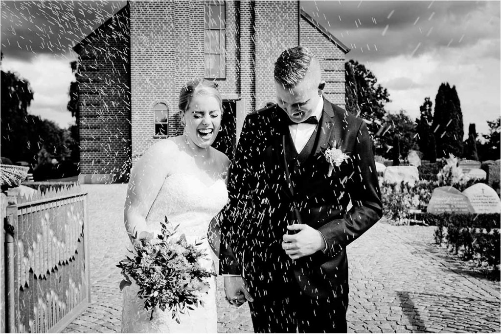riskast bryllup