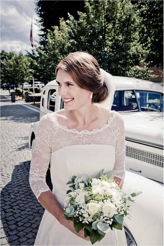 smuk brud