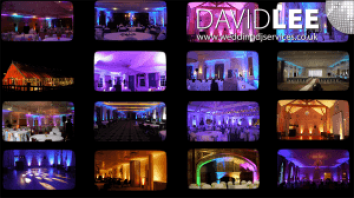 Manchester Uplighting Hire