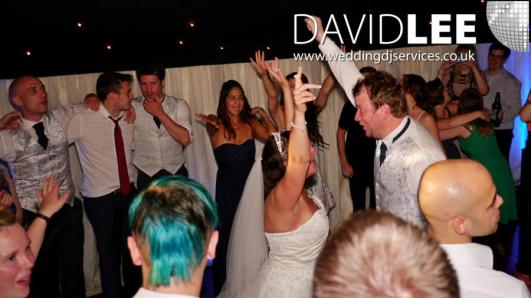 Wedding DJ Astley Hall