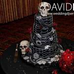 Salford Wedding Cake