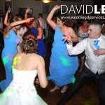 Wedding Guests at Mytton Fold