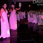 Hyde Bridesmaids dancing