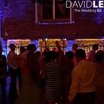 DJ and uplighting at Meols Hall