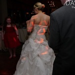 Bride dancing at Norton Grange