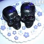Skull Cake Toppers