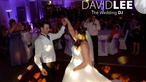Village Hotel Cheadle Wedding DJ