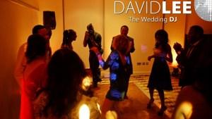 Wedding DJ David Lee at Hilton Manchester