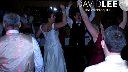Peruga at Woodheys Wedding DJ