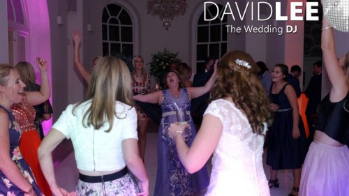Iscoyd Park Wedding DJ