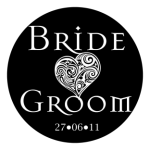 Wedding Monogram 6