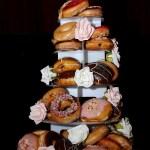 Donught Wedding Cake