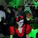 Cheshire Halloween Wedding