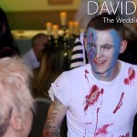 Cresta Court Halloween Wedding