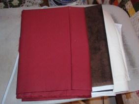 sashing and binding for Tile Works
