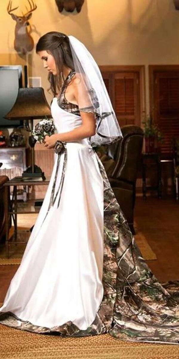 Cheap Camo Wedding Dresses For Every Budget Wedding