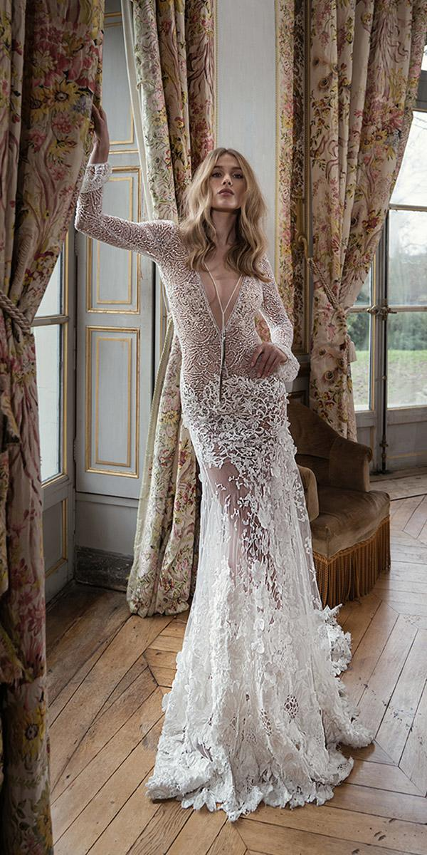 Inbal Dror Wedding Dresses 2018 Ultra Sexy Style