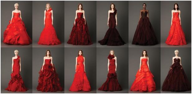 How Romantic Are Vera Wang Wedding Dresses?
