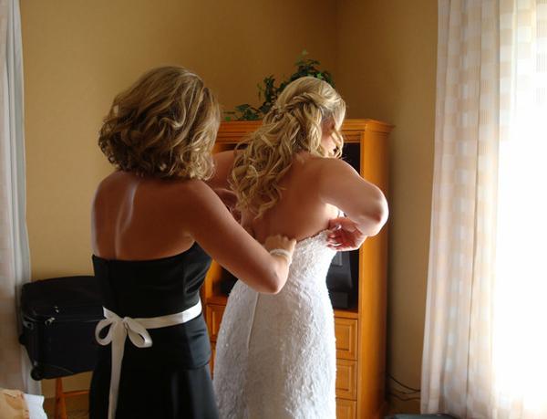 Maid Of Honor Wedding Day Duties