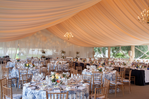 Original Ideas Of Wedding Receptions Tents Decorating