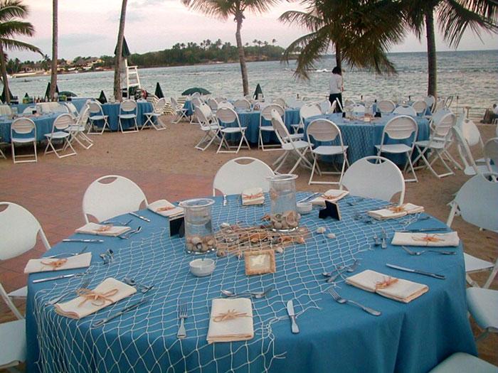 Decoration Ideas For The Beach Wedding
