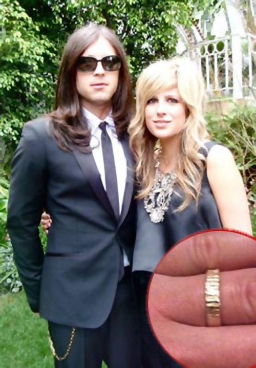 Nathan Followill Jessie Baylin Wedding Ring