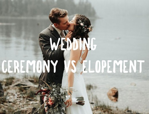 Wedding Ceremony vs Elopement with Carly Straughan