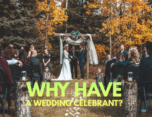 Why have a Wedding Celebrant? with Tanya Jones