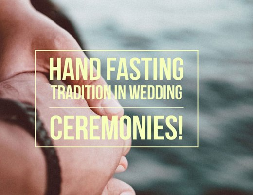 Hand Fasting Tradition in Wedding Ceremonies! with Susan Denton