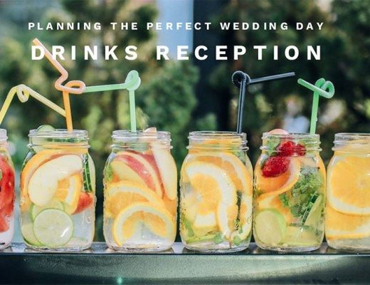 Planning The Perfect Wedding Day Drinks Reception