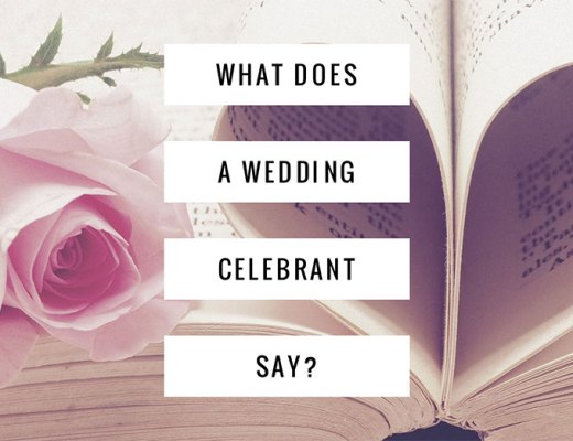 What-Does A Wedding Celebrant Say? with Yvonne Beck