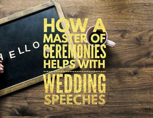 How A Master Of Ceremonies Helps With Wedding Speeches with Tim Podesta MC