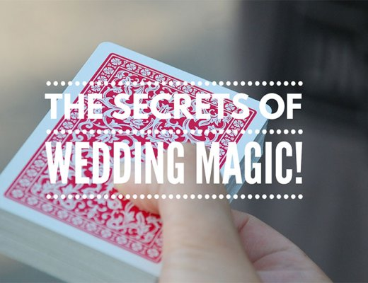 The Secrets Of Wedding Magic with Owen Strickland Magician and Michelle Taylor The Funky Celebrant