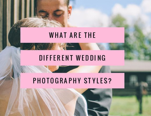 What Are The Different Wedding Photography Styles? with Fiona Kelly, Wedding Photographer