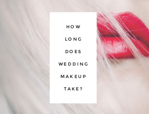 How Long Does Wedding Makeup Take with Tricia D'Costa MUA