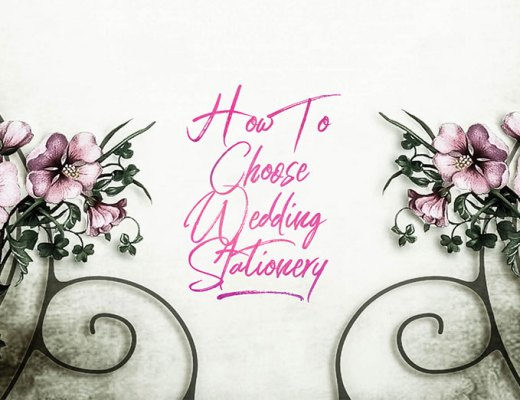 How To Choose Wedding Stationery with Lorna Boyer