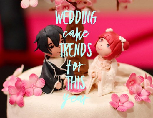 Wedding Cake Trends For This Year with Monika Clouth The Icing Fairy