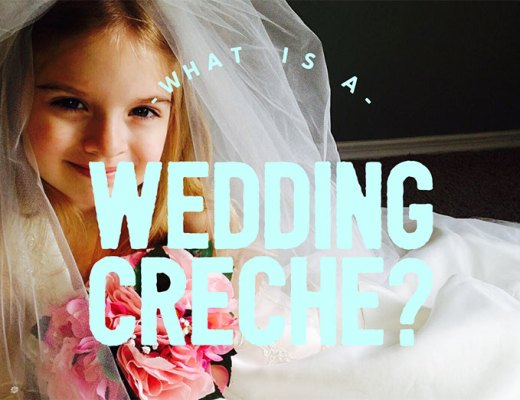 What Is A Wedding Creche with Michelle Peters from Bluey And Baloo