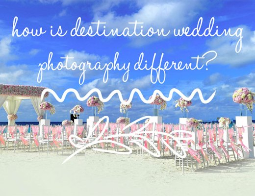 How Is Destination Wedding Photography Different with Marta Demartini