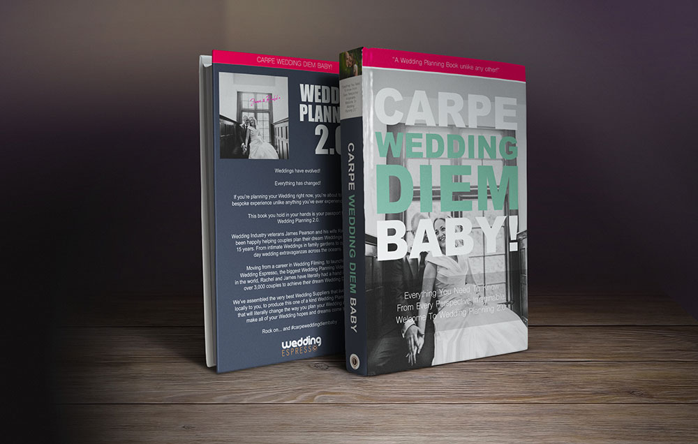 Published Books from Wedding Espresso